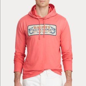 Polo Ralph Lauren Ralph's Key West Hoodie T-Shirt